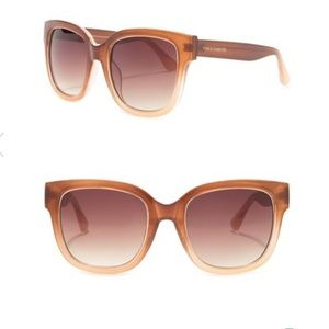 Vince Camuto ombré cat eye sunglasses